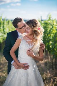 Svatební fotografie na moravě
